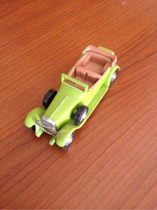 Modelos de coche antiquedad