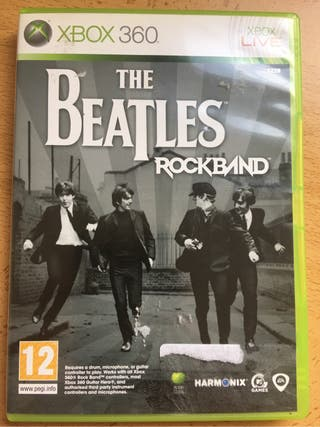 The Beatles Rockband Xbox360
