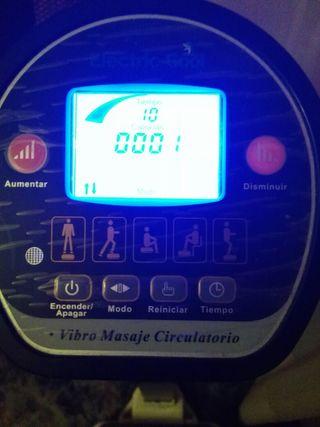 vibro masaje circulatorio