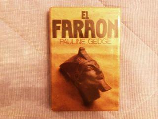 Libro: El faraòn