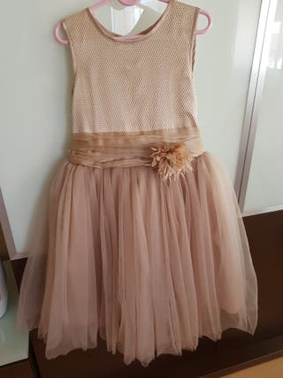 vestido niña de 5 a 6 años