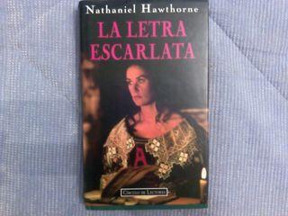 Libro: La letra Escarlata