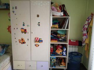 Habitacion infantil completa.