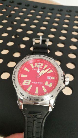 Reloj suizo. Swiss Legend. Altisima Gamma.
