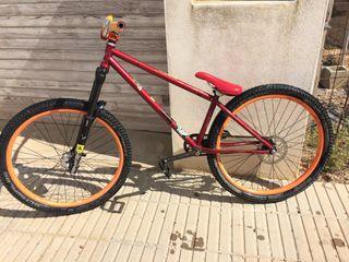 "Bici de dirt Dartmoor Street Campillo 26"""