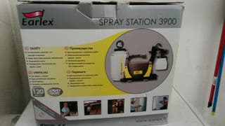 Maquina para pintar -Earley spray station 3900