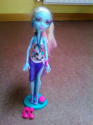 Muñeca monster high
