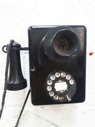 antiguo teléfono americano Stromberg Carlson