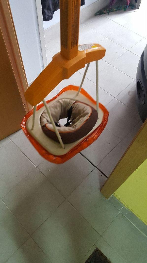 Columpio Sobre marco puerta de segunda mano por 35 € en Colloto ...