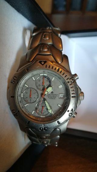 reloj sareba titanium chronograph