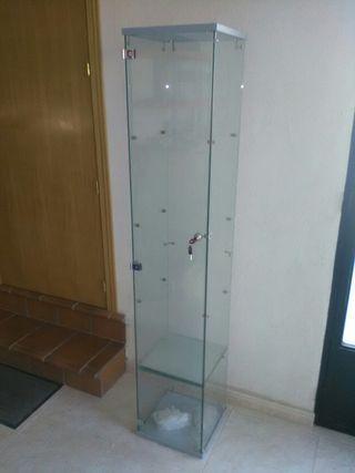 vitrina ,expositor de cristal