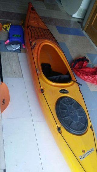 kayak oasis 390