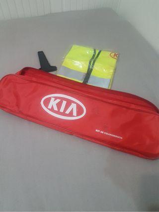 Kit Emergencia Coche
