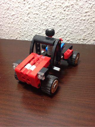 Lego technics vehiculo