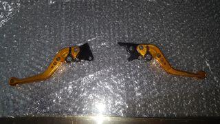 manetas de moto aluminio para Cbr f2
