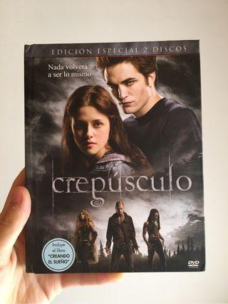 Crepúsculo DVD edición especial