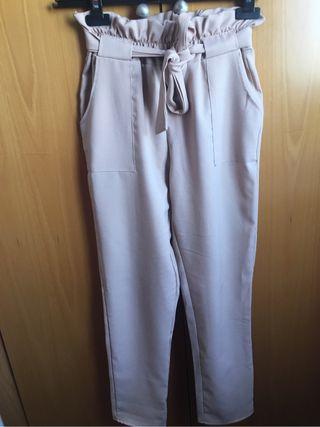 Pantalon de vestir iraliano