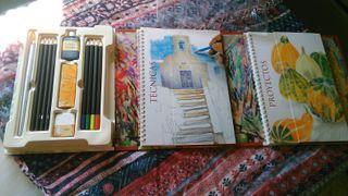 kit de dibujo