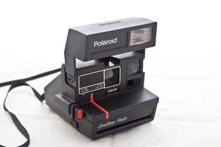 Polaroid one step flash 600