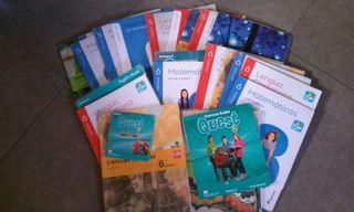 Libros de5 y 6 de primaria