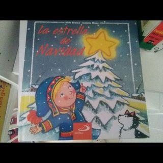 Libro « La estrella de Navidad»