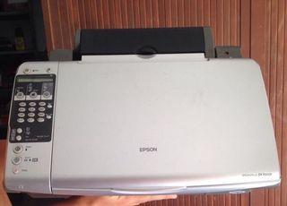 Escaner fax impresora