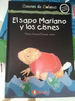 Libro «El sapo Mariano y los cisnes»