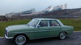 Mercedes-benz 220 D de 1975 1975