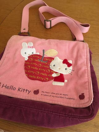 Bolso Hello Kitty de niña