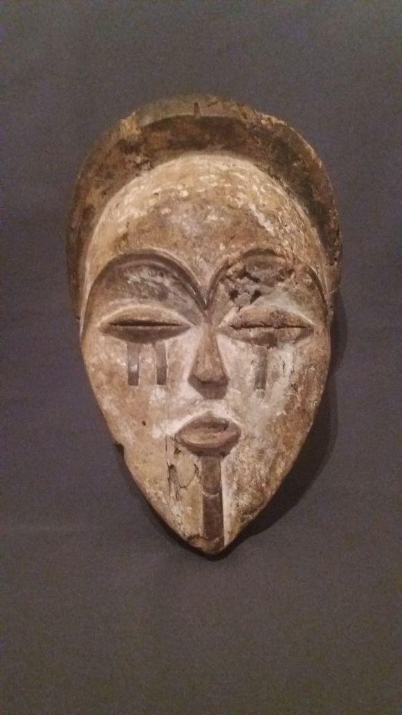 Mascara Antigua VUVI