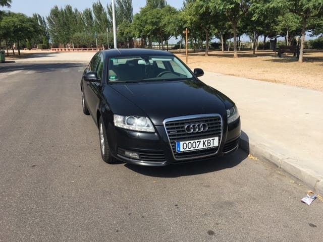 Audi A6 quatrro 2010
