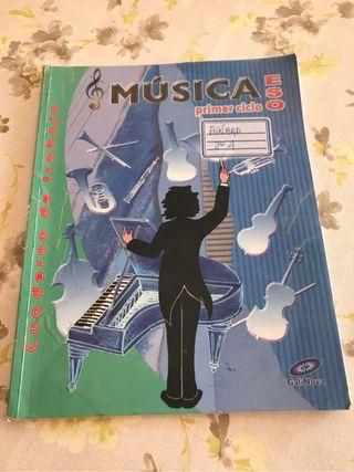Libro de la eso de musica