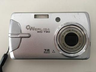 Camara digital WERLISA WD730