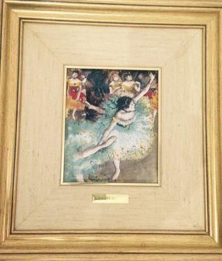 Cuadro Degas