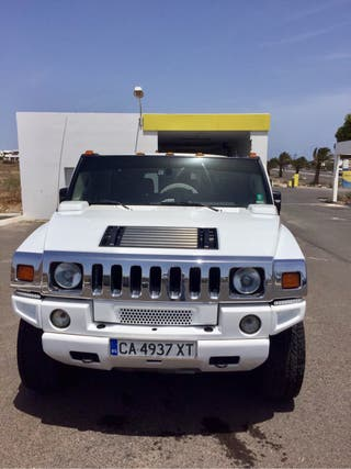 Hummer H2 2005 perfect. con GAS- bombona 90 litr.