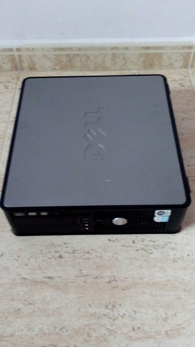 Ordenador Pc Dell Optiplex 760, Intel Dual Core,
