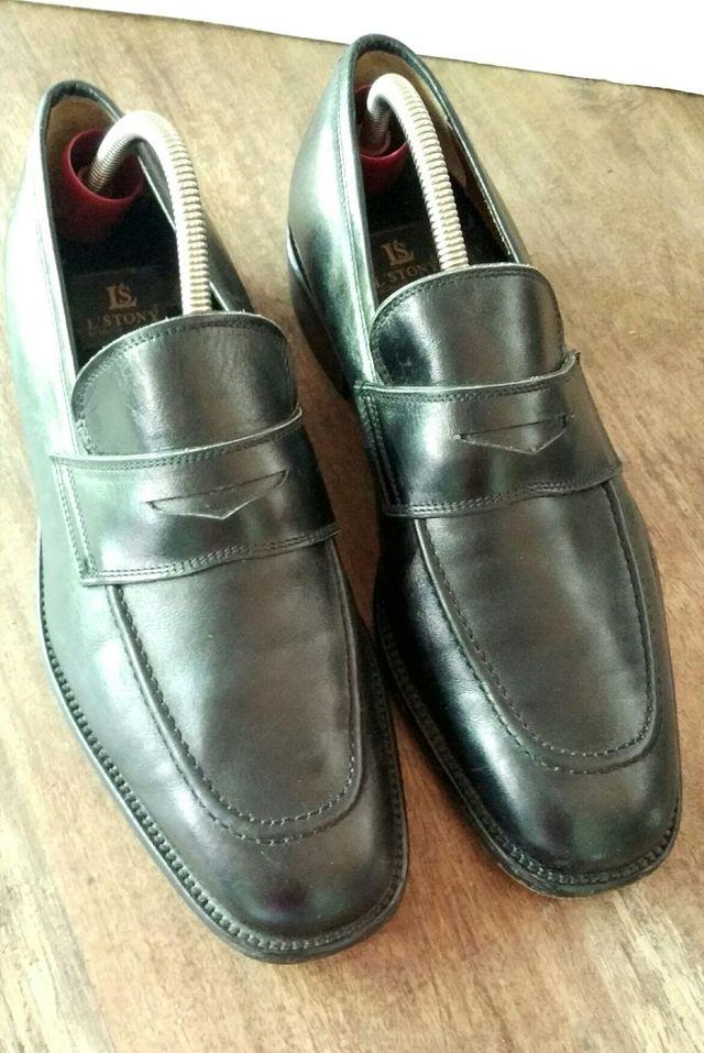 7580d8e0bcd94 Zapatos caballero ingleses L STONY de segunda mano por 15 € en ...