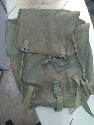 mochila 2 guerra mundial