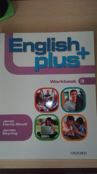 libro ingles workbook 3 eso oxford