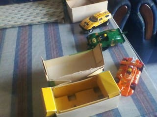 Scalextric pistas y transformadores