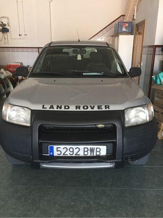 Land rover Freelander 2002 funciona pero tiene el cambio roto