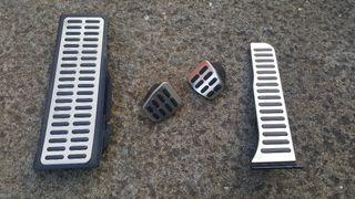 pedales y reposapies vw golf 6, scirocco etc