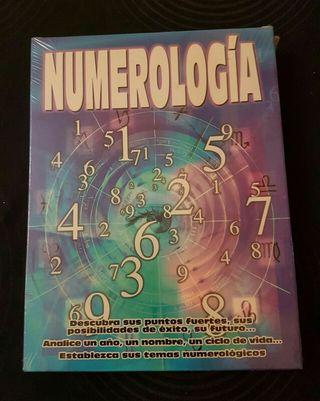 cd de numerologia esta nuevo