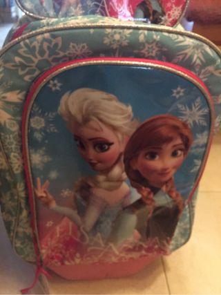 Frozen mochila escolar