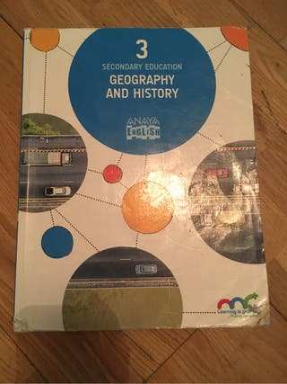 Geography and History 3ESO