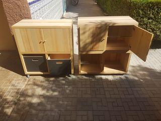 Muebles sal n estudio de segunda mano por 40 en fuengirola en wallapop - Muebles daneses fuengirola ...