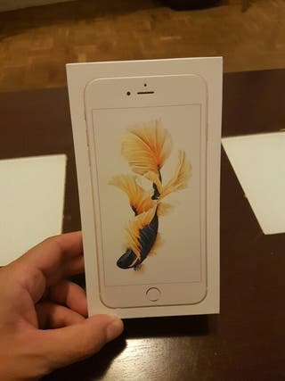 caja vacia iPhone 6 S plus