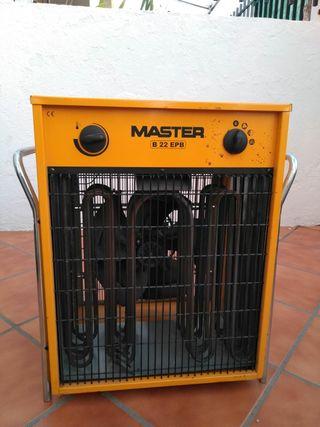 Radiadores calefactores