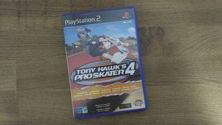 Tony Hawk 4 PlayStation 2