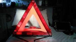 triángulos señalización tráfico